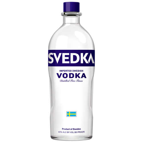 Photo Credit: Svedka Vodka