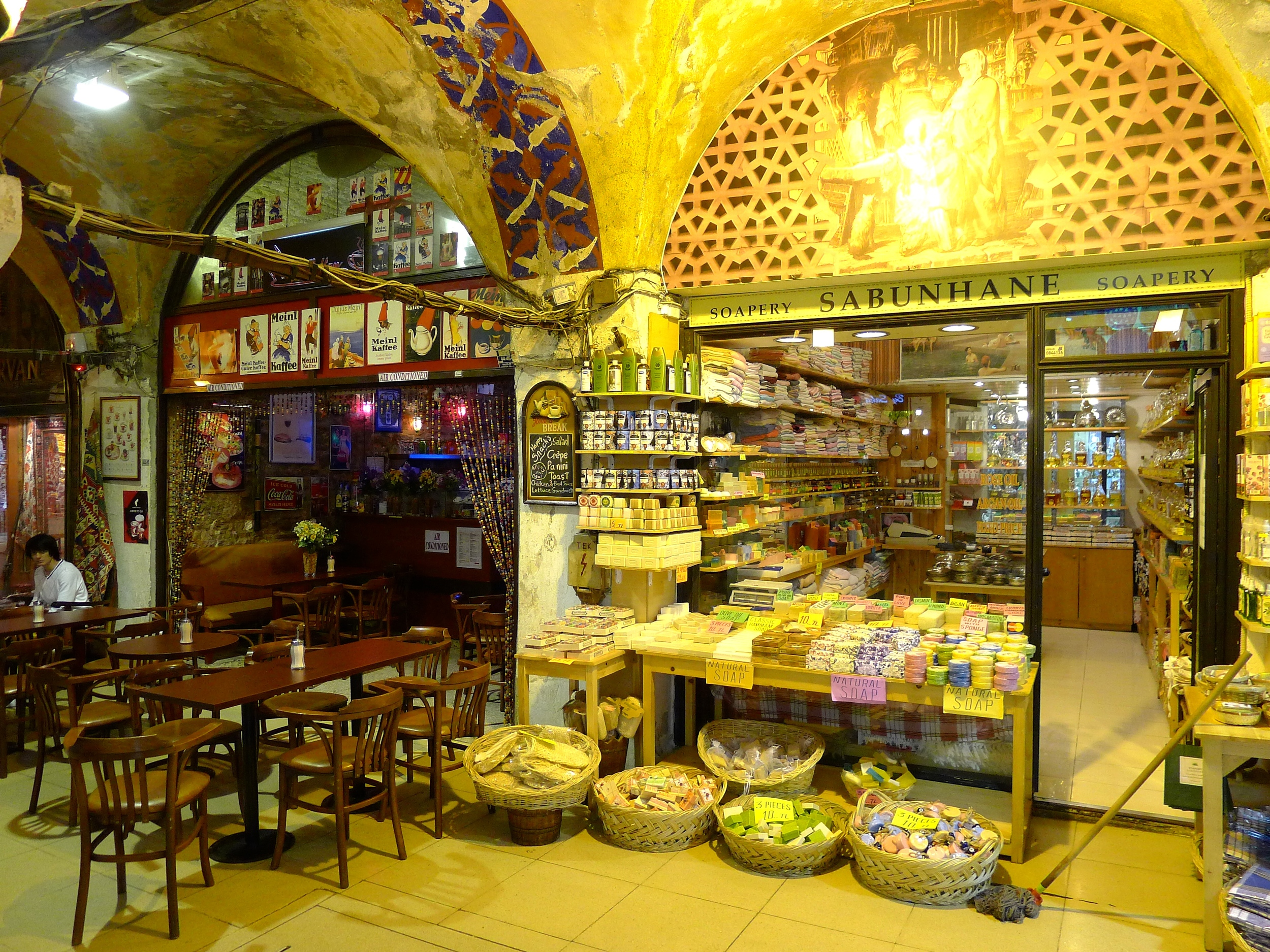 Istanbul Old Bazar and Market 2.JPG