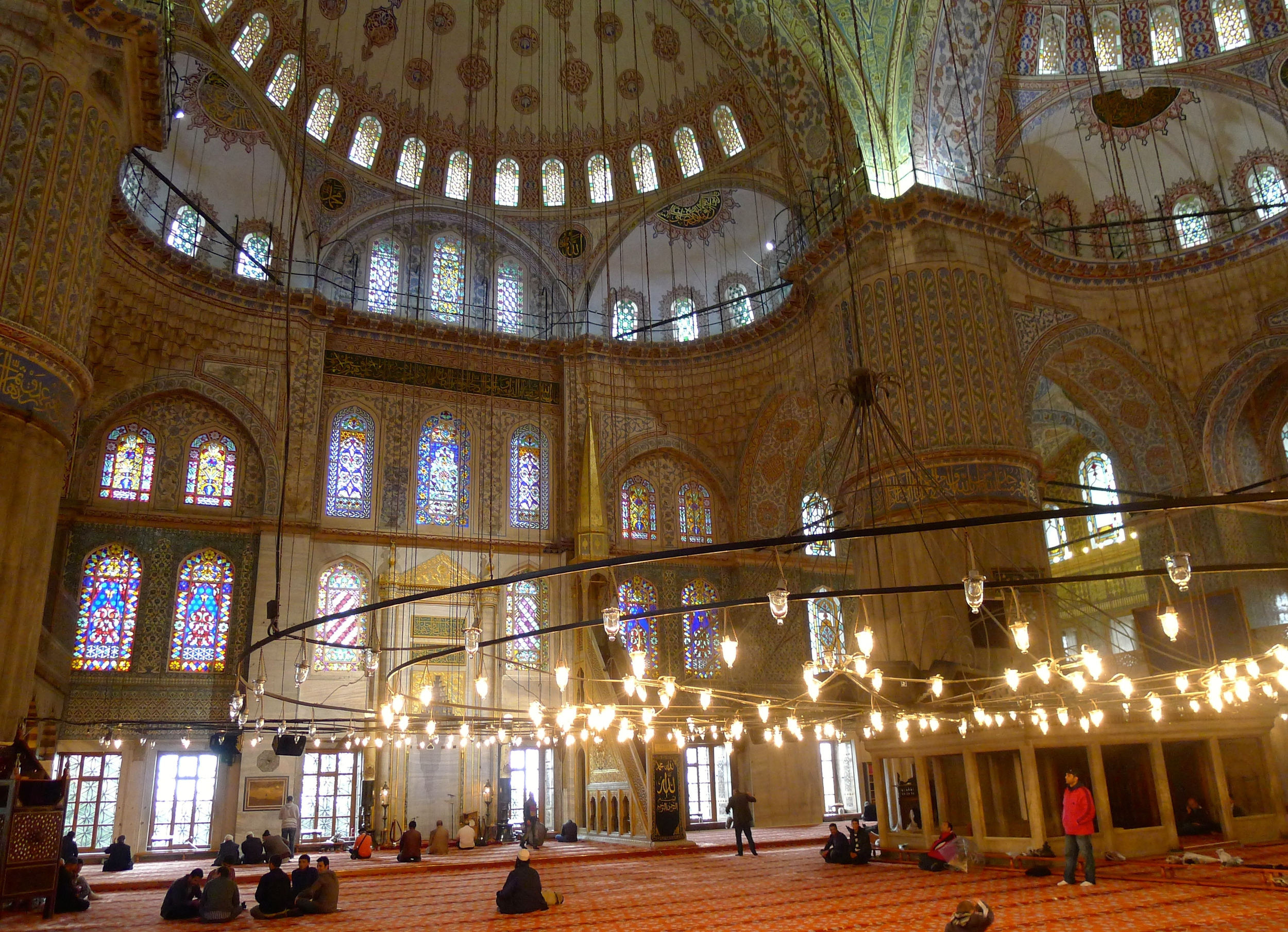 Istanbul blue Mosque 4.JPG