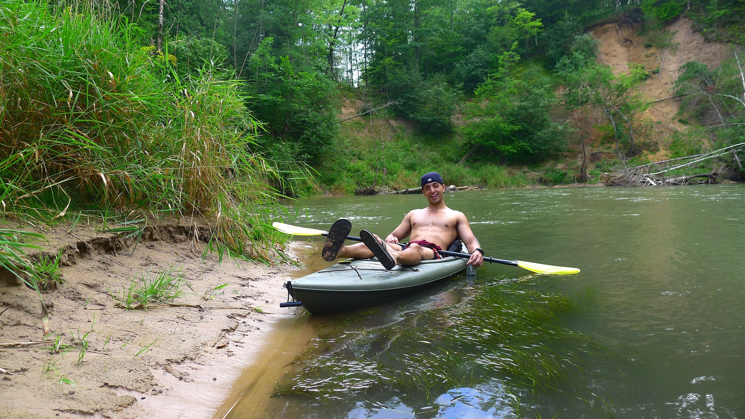 Pine River Camping 1.JPG