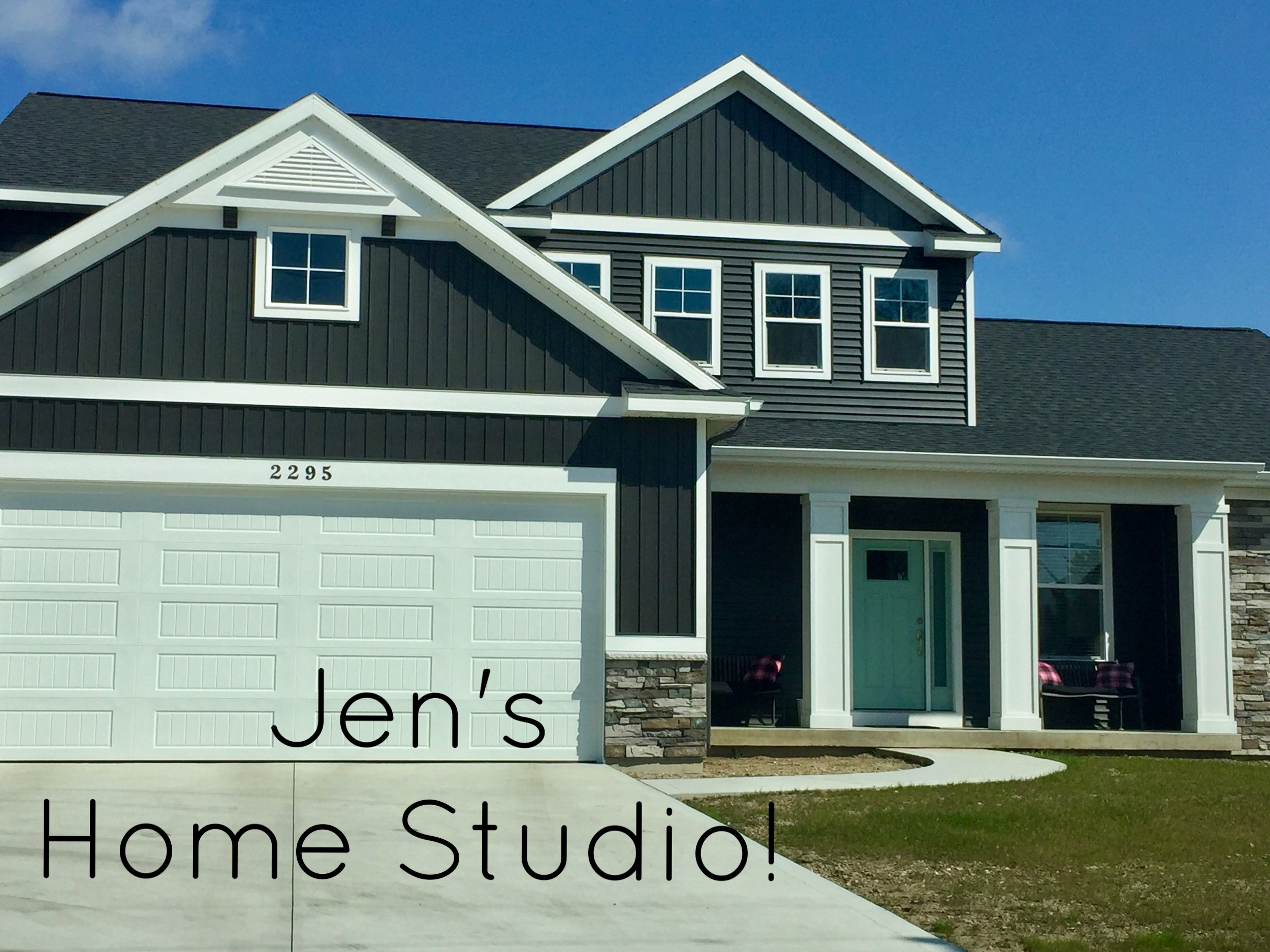 Jen's home studio is located at: 2295 VanBuren Hudsonville, MI 49426