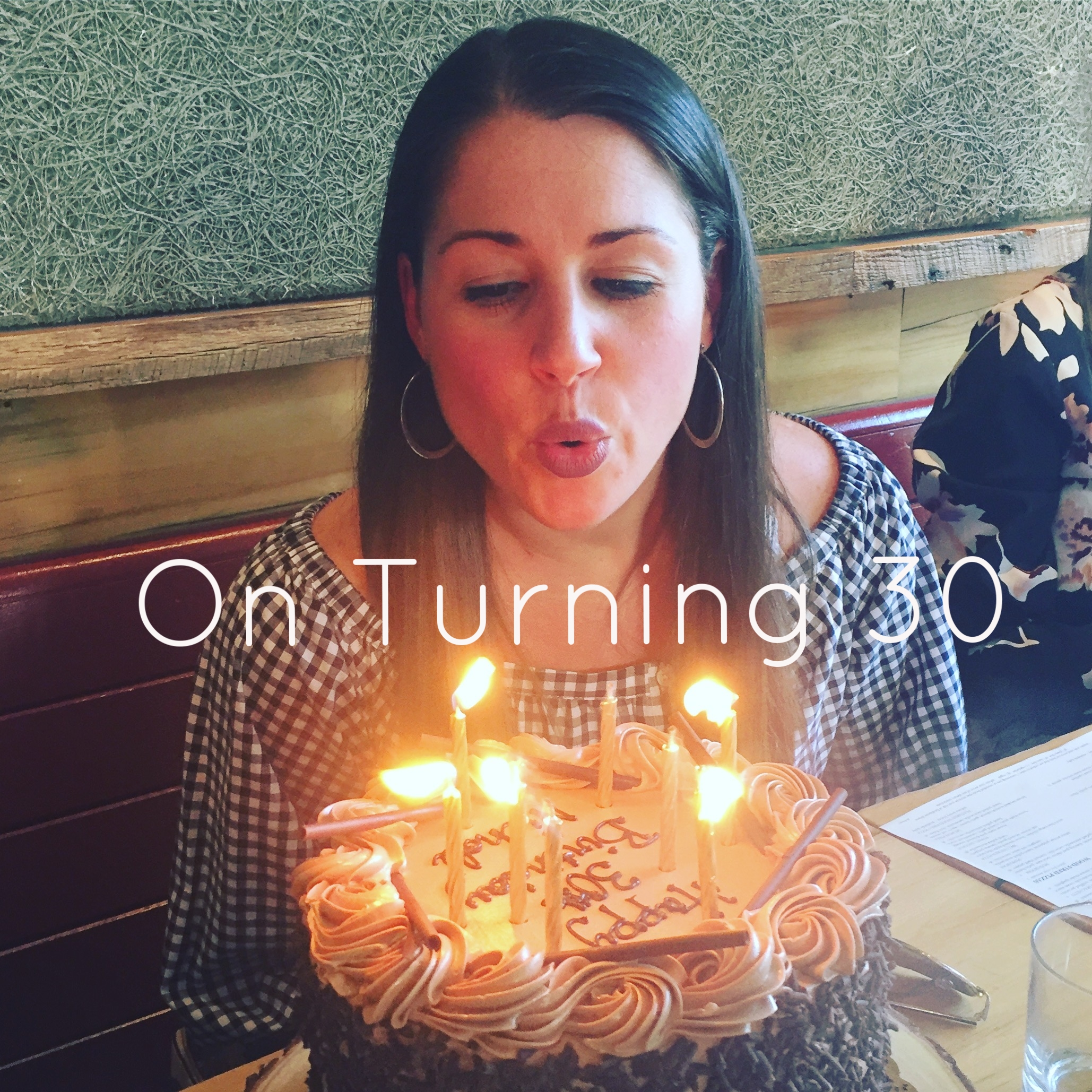 An amazing birthday dinner at TerraGR topped with a fantastic cake from Nantucket Bakery! Felt super special blowing out candles with friends.