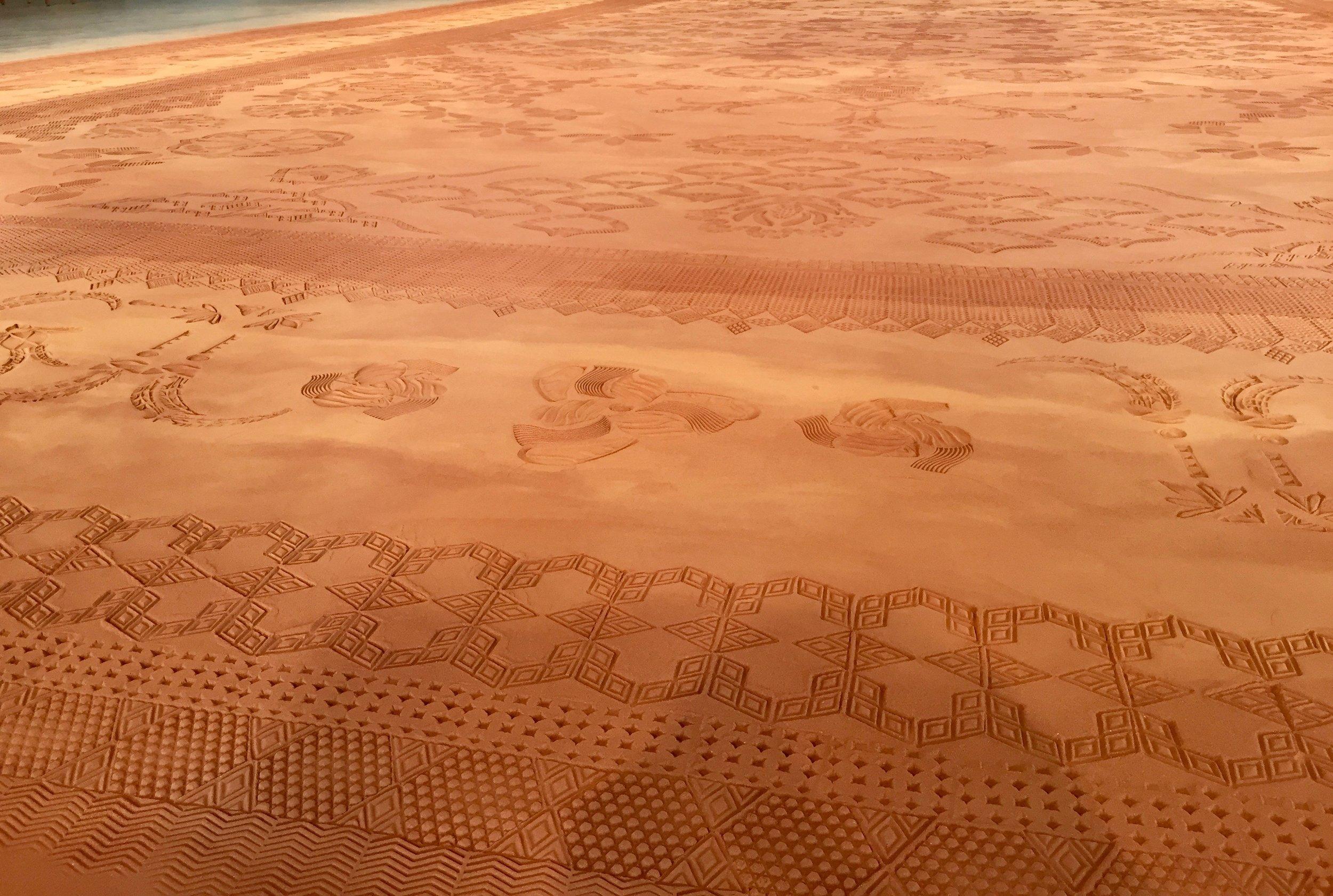 artprize the dirt rug.jpg
