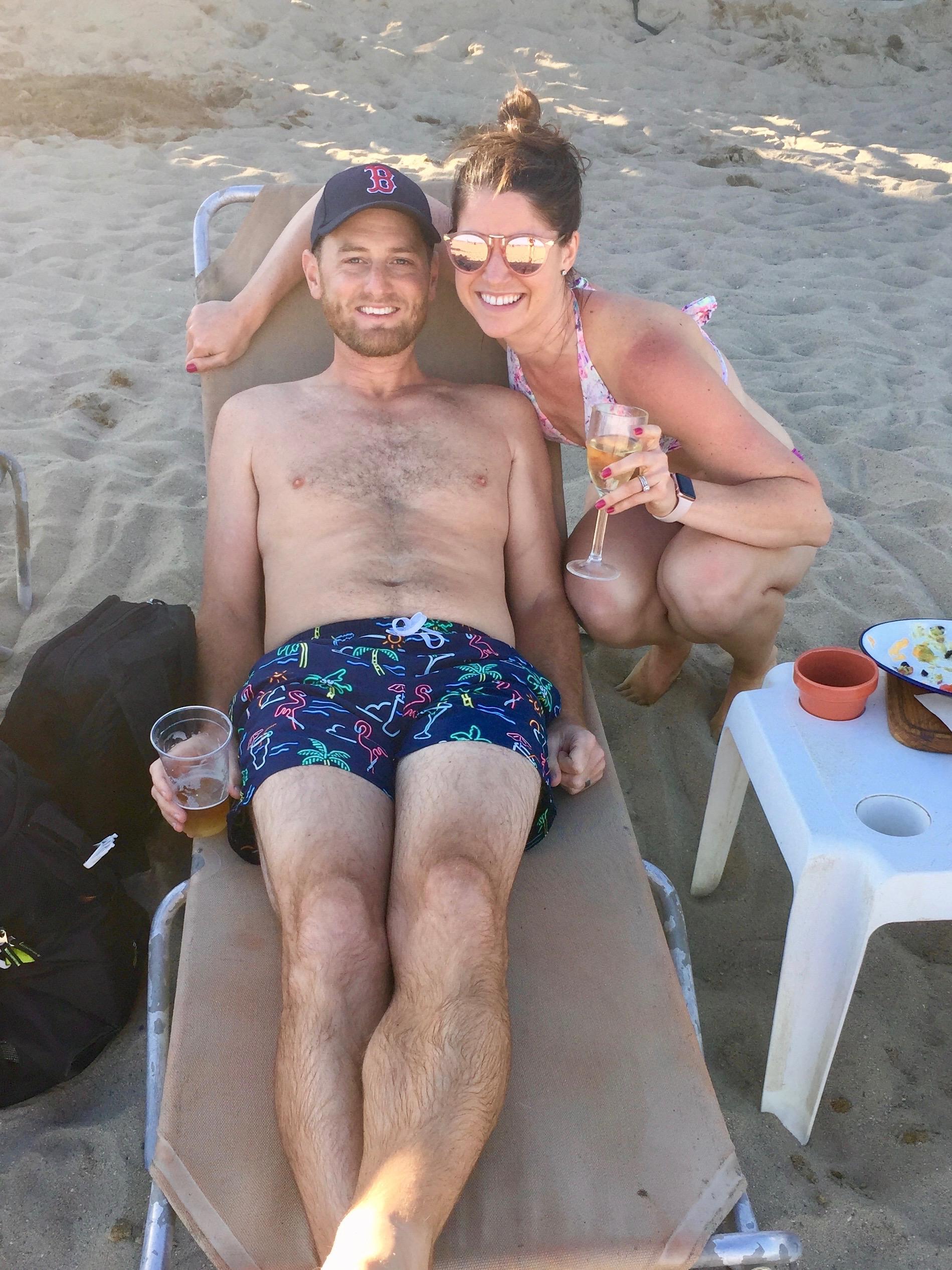 Barcelona Spain beach drinking.jpg