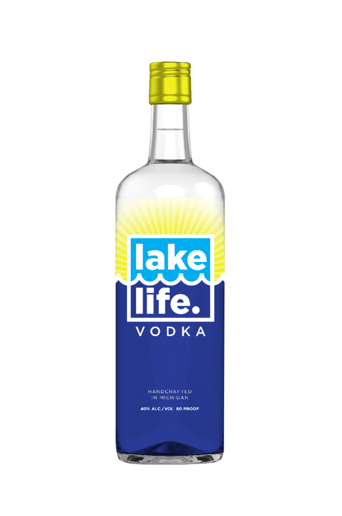 Lake Life Vodka