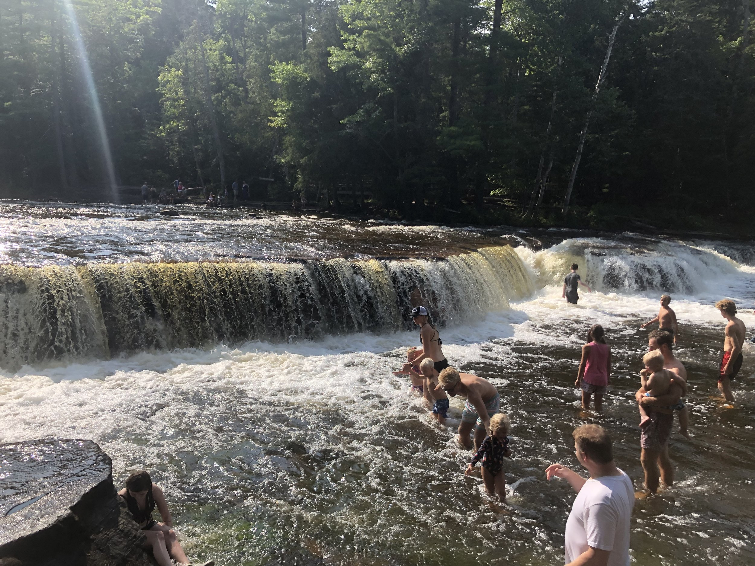 Tahquamenon lower falls hiking.jpeg