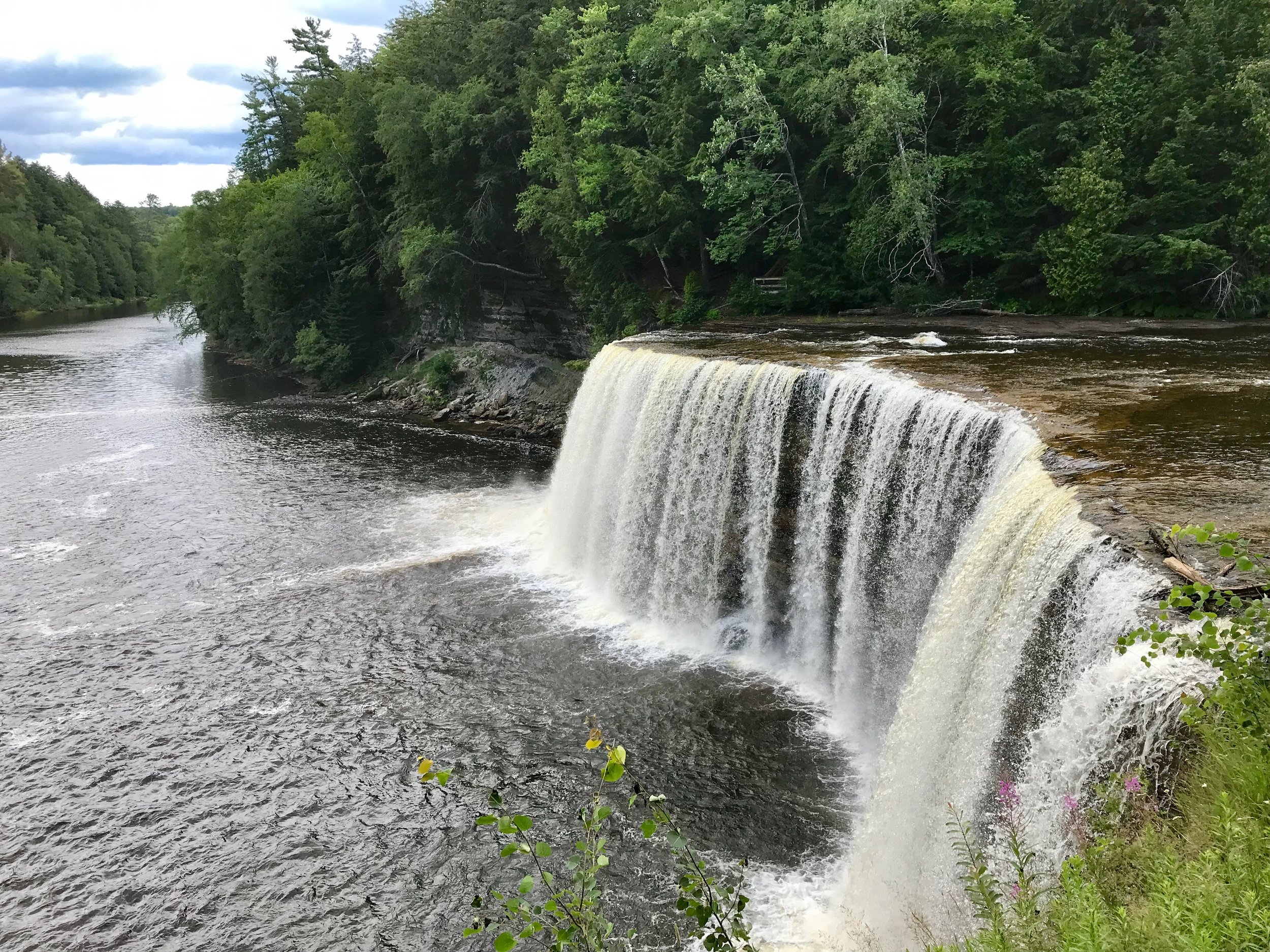 Tahquamenon upper falls summer.jpeg