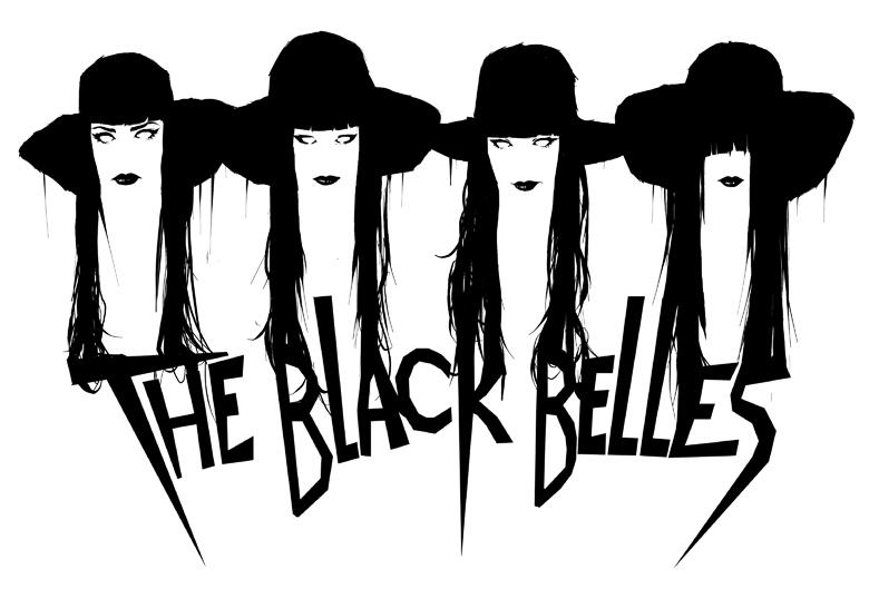 """<center><font size=""""5"""">black belles back cover</font></center>"""