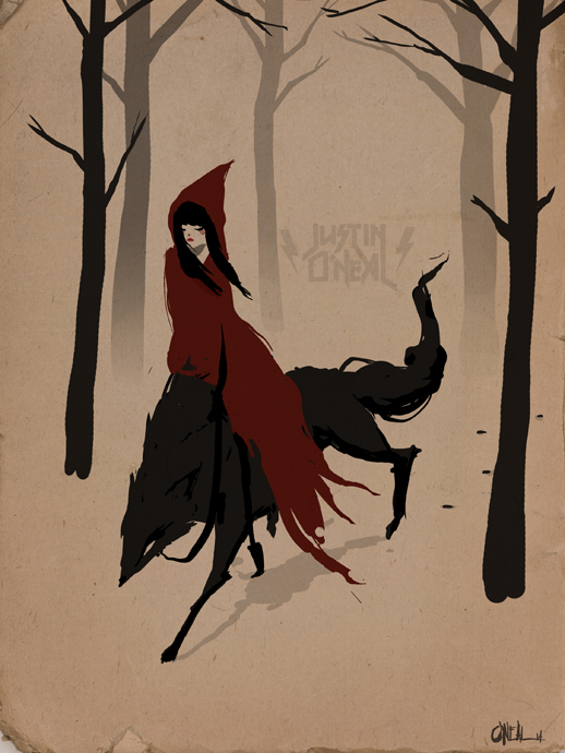 """<center><font size=""""5"""">the witch & the wolf pt. 2</font></center>"""