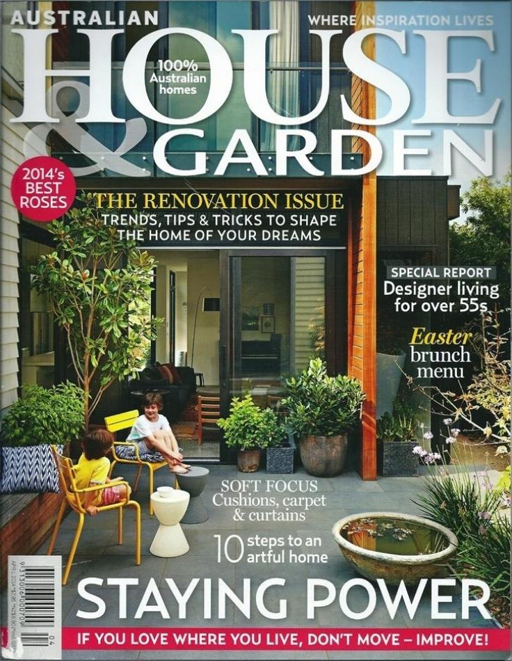House & Garden, March 2014