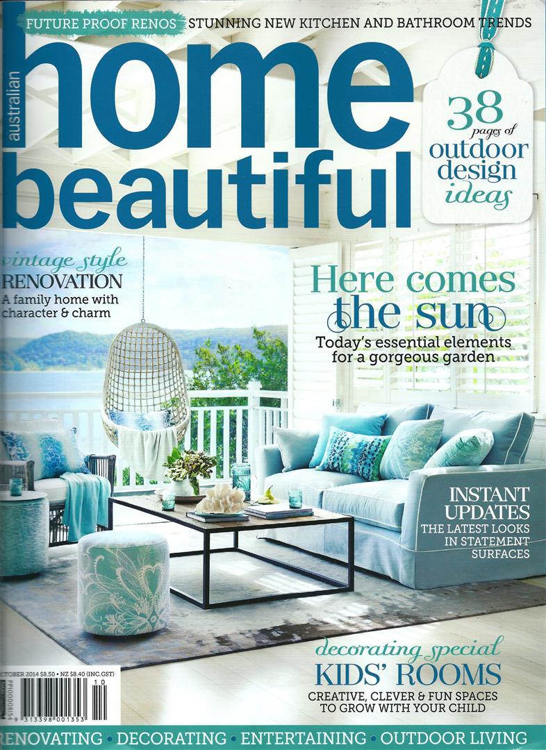 Home Beautiful, October 2014