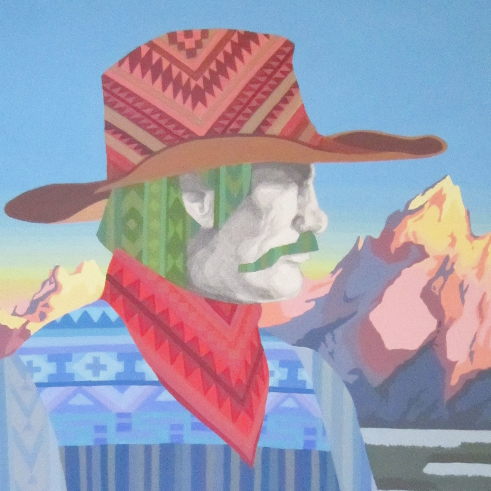 Sold - The mountain man