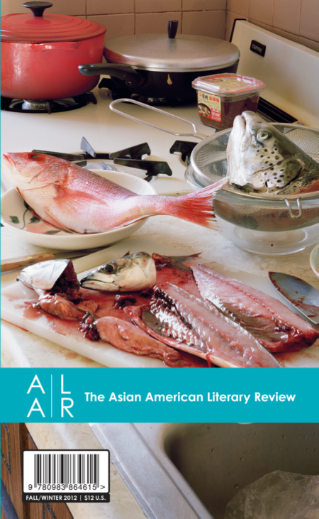 Asian American Literary Review, Fall 2012