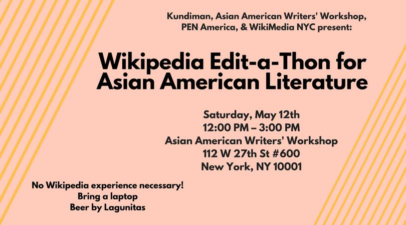 Wikipedia Edit-Thon for Asian American Literature (1).png