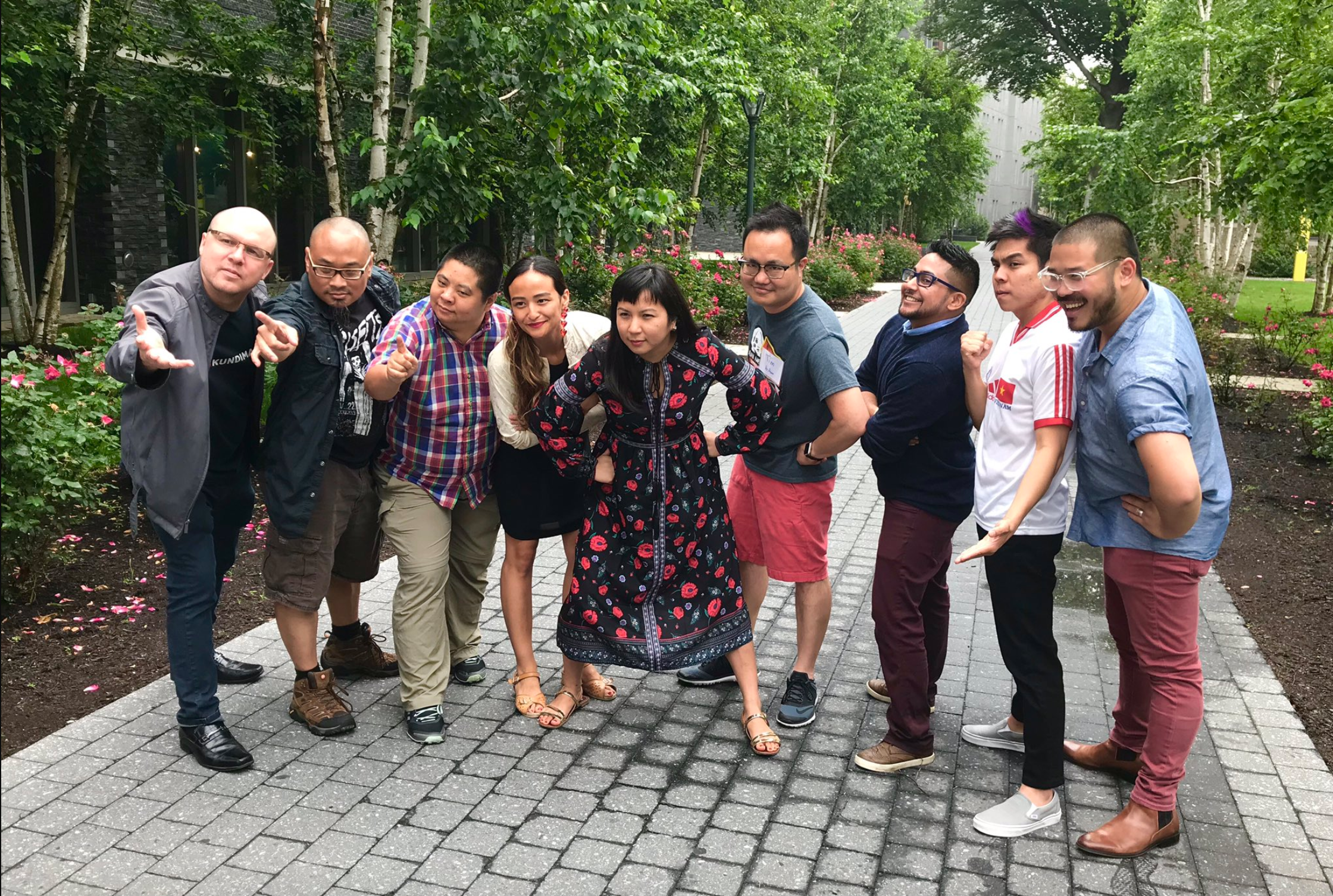 Our superstar staff lean into the future of Asian American literature!