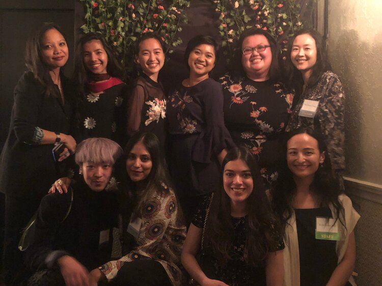 2019 Mentorship Lab at the Kundiman Benefit.
