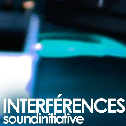 Interférences , le son, l'espace, la création pure 8 musiciens