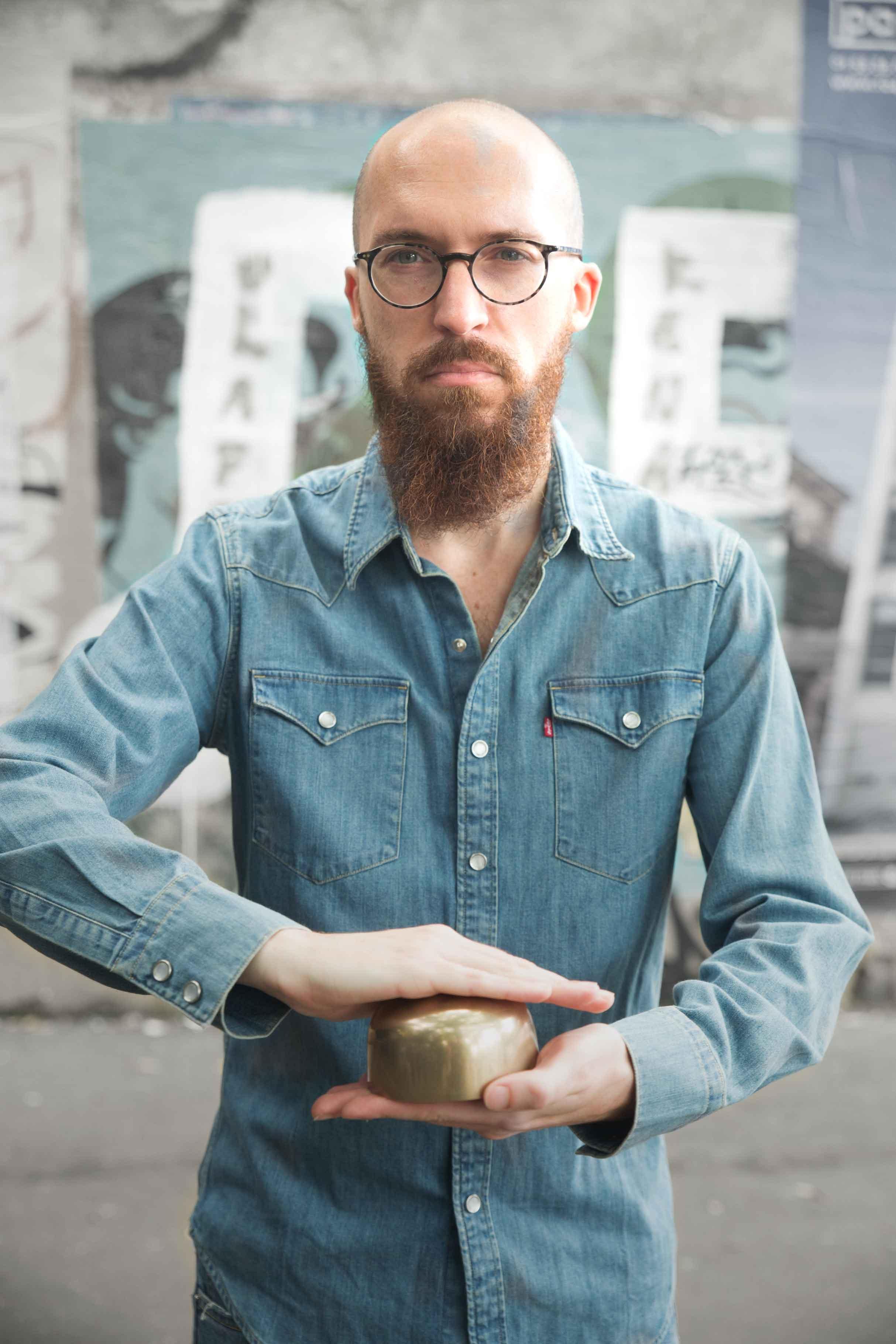 Benjamin Soistier, percussion