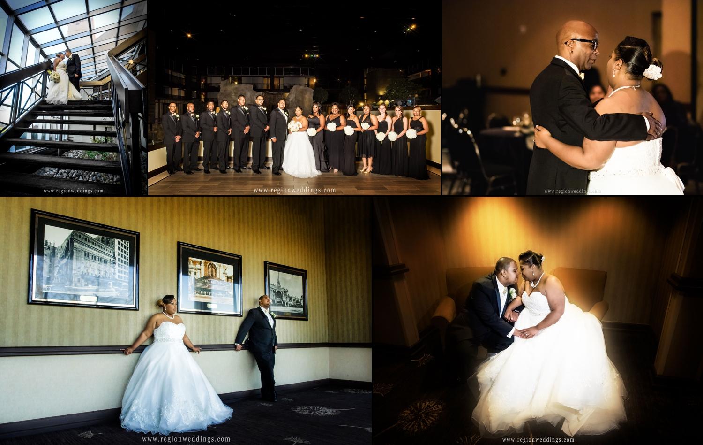 Weddings at Radisson Hotel at Star Plaza
