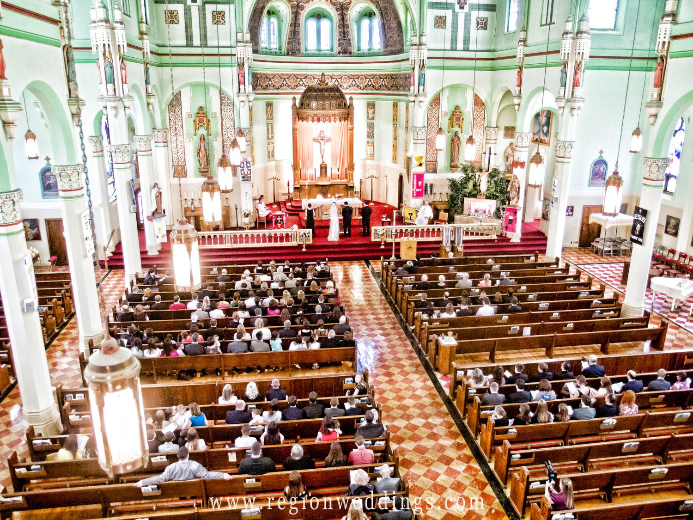 St. Stanislaus Kostka Church in Michigan City, Indiana.