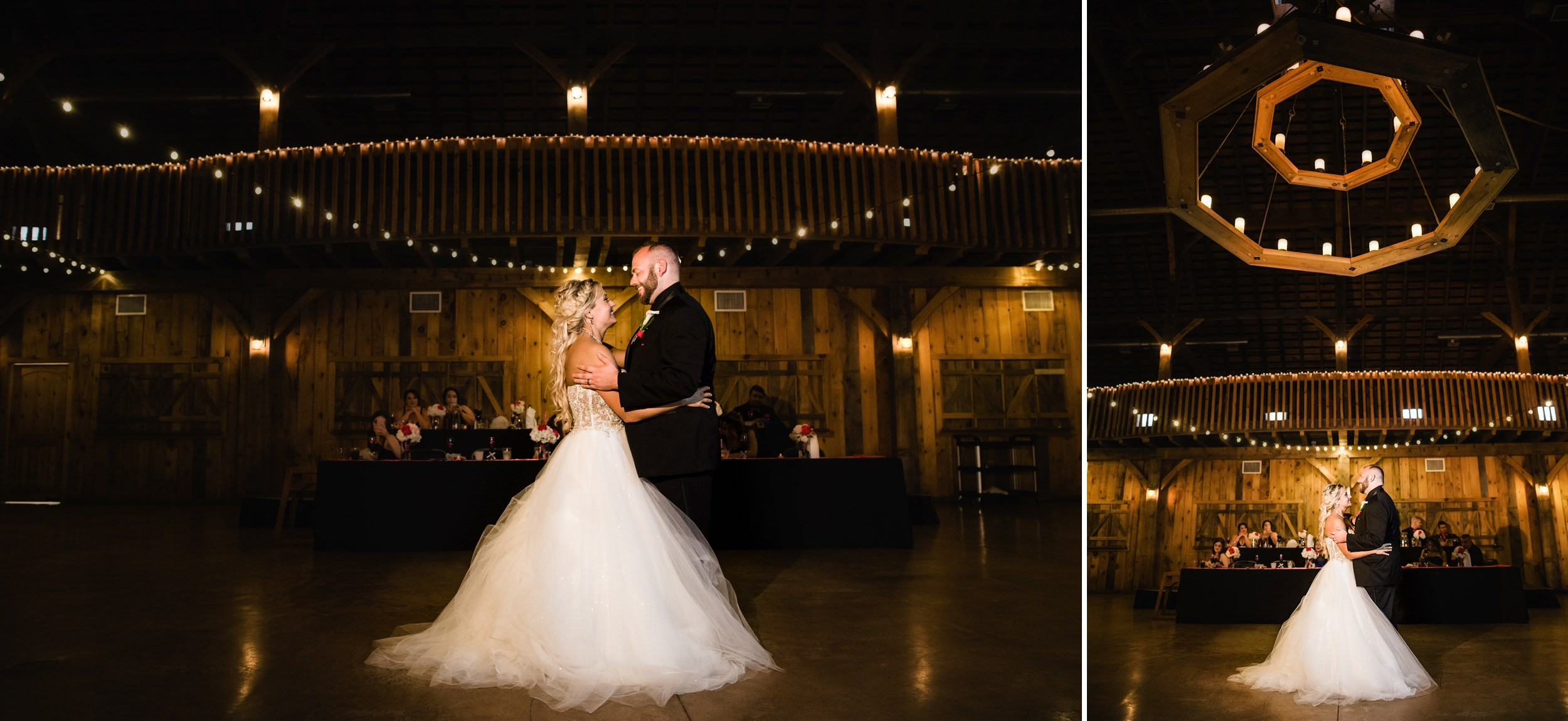 First dances at County Line Orchard.