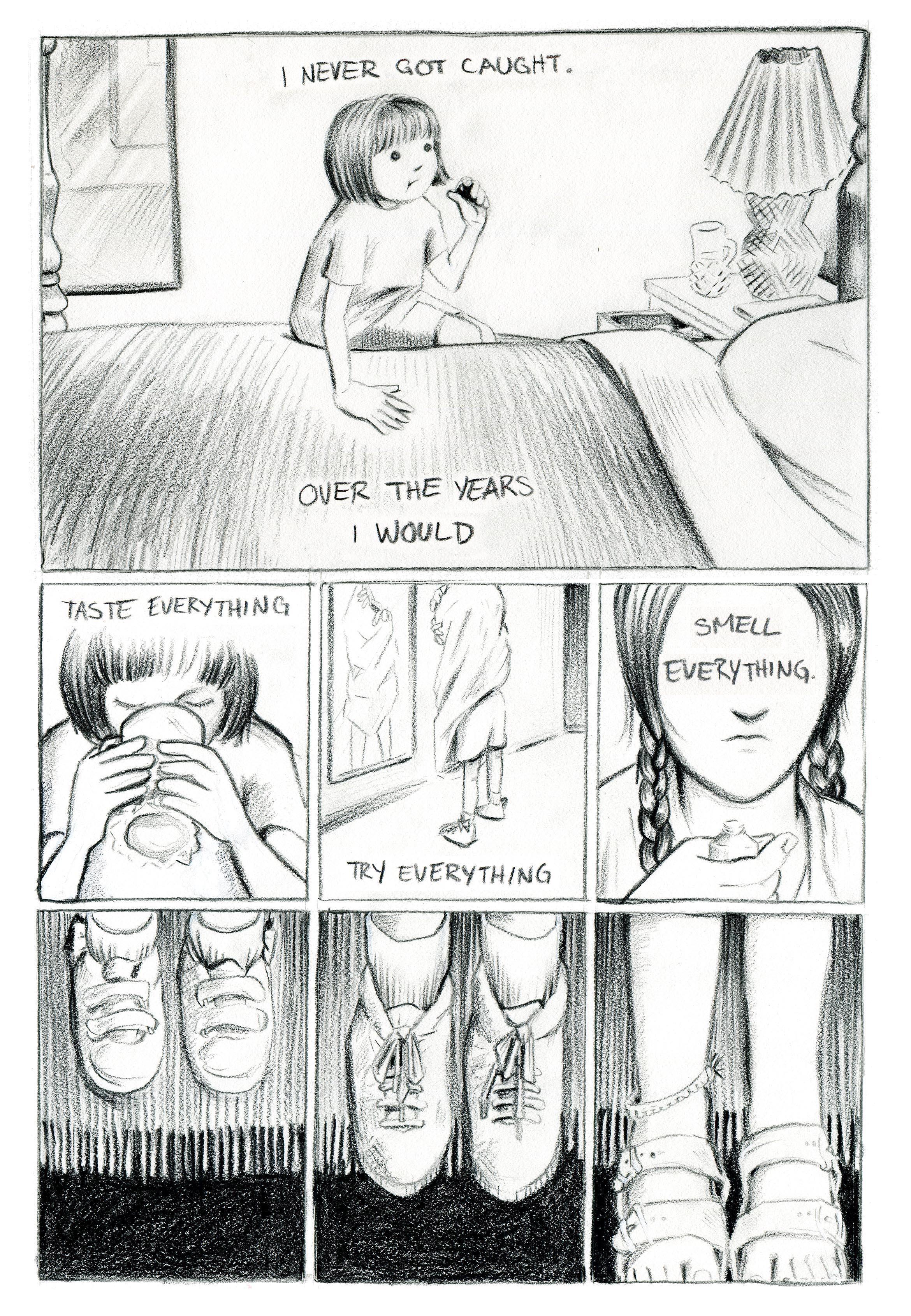 Night Stand, Page 5