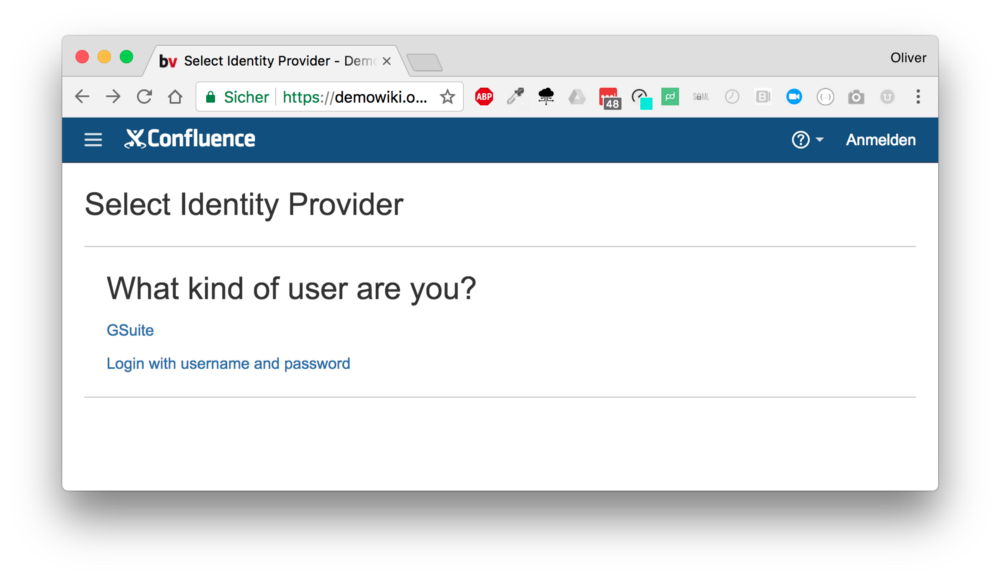 Selection-Identity-Providers