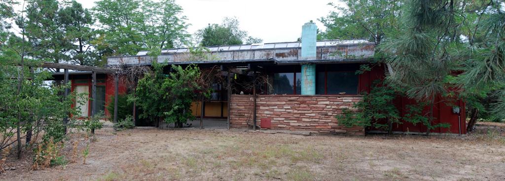 George Löf house, 1956-2013. Photo © Anthony Denzer.