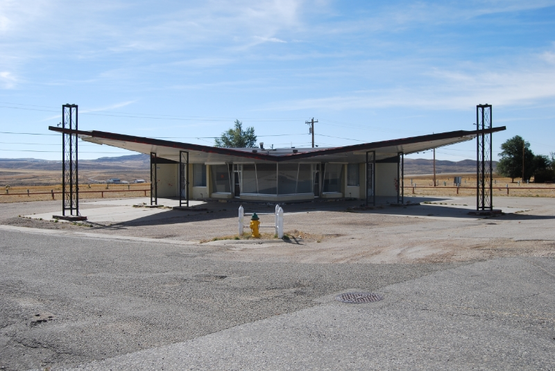 Rawlins, WY (since remodeled)