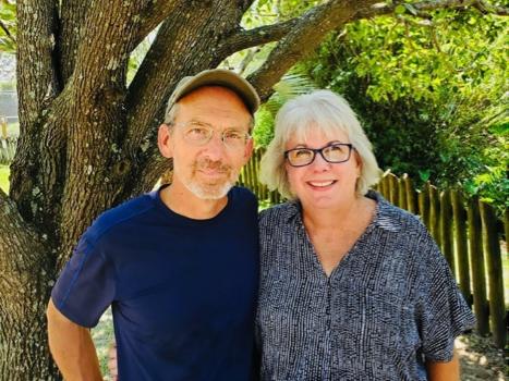 Rick and Ellen Burnette