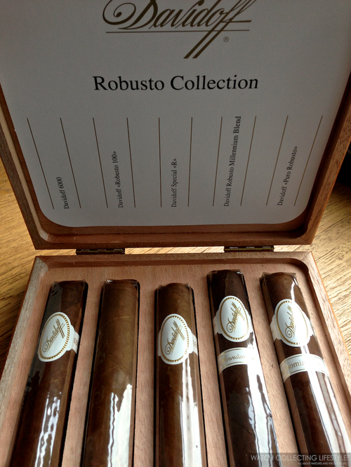 Experience: Davidoff Nicaragua  An Afternoon of Amazing