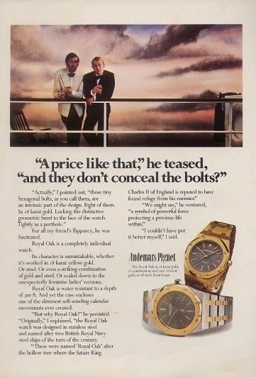 Royal Oak Advertisement circa 1979.