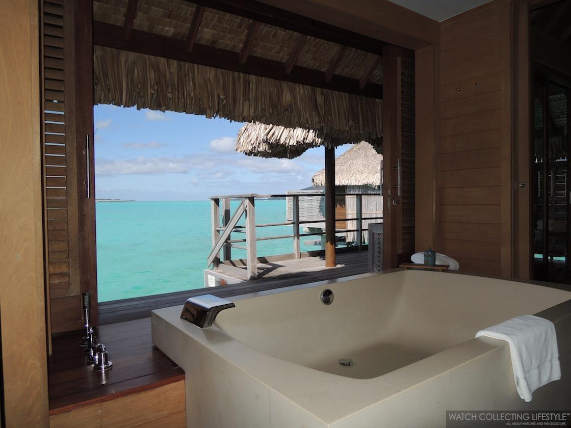 Experience Four Seasons Resort Bora Bora With An Audemars
