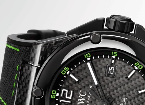 uk availability 00f42 4c0b1 News: IWC Presents Two New Ingenieur Watches. The Ingenieur ...