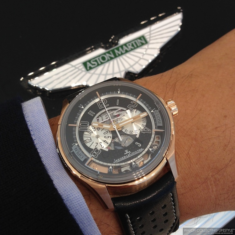 Experience: Aston Martin Rapide S and a Jaeger-LeCoultre AMVOX2 DBS  Transponder. — WATCH COLLECTING LIFESTYLE