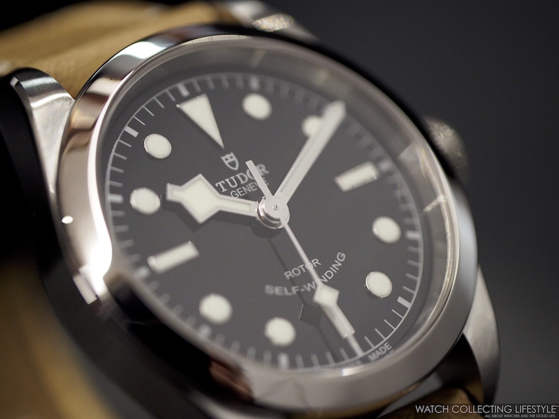 Baselworld 2016: Presenting the New Tudor Heritage Black Bay