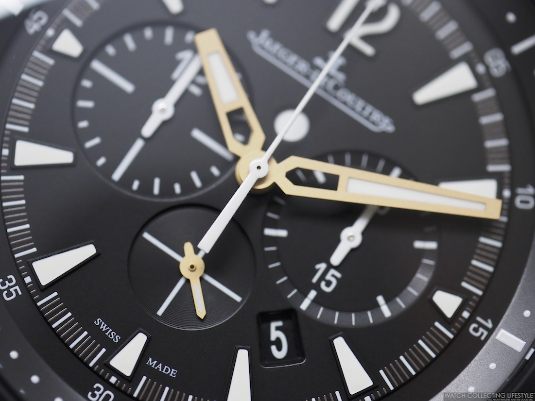 Insider: Jaeger-LeCoultre Master Compressor Chronograph