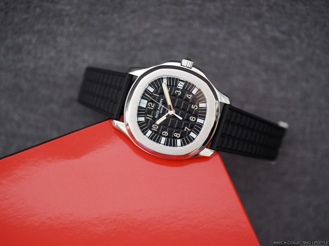 Patek Philippe Aquanaut ref. 5066. Photo by noonan from PuristSPro Collectors Market.