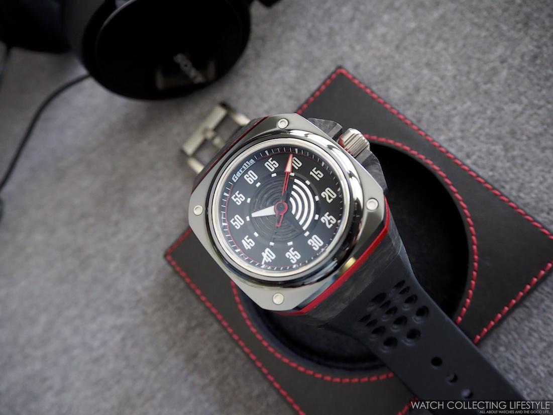 Gorilla Fastback Watch WCL3