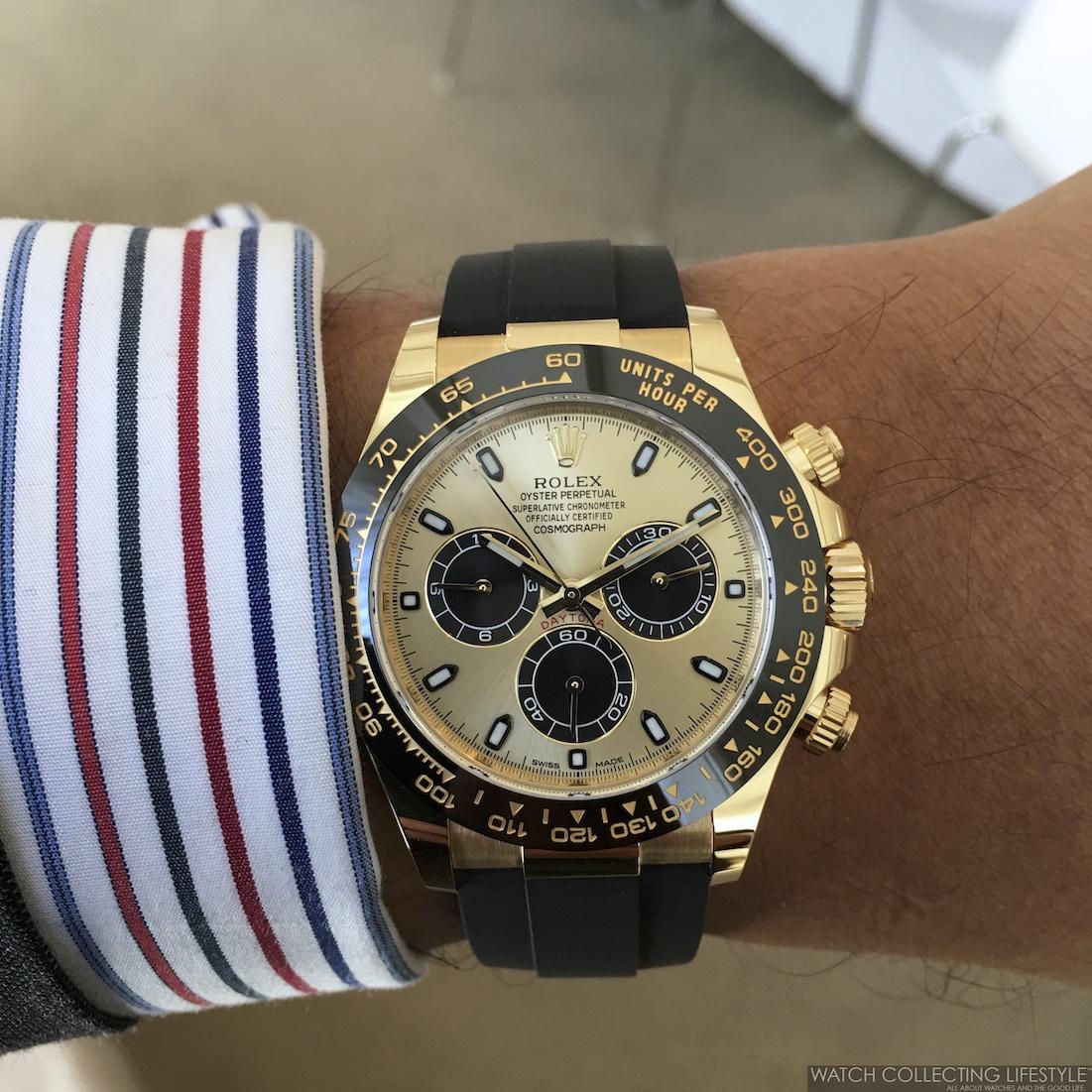 Rolex116518LN