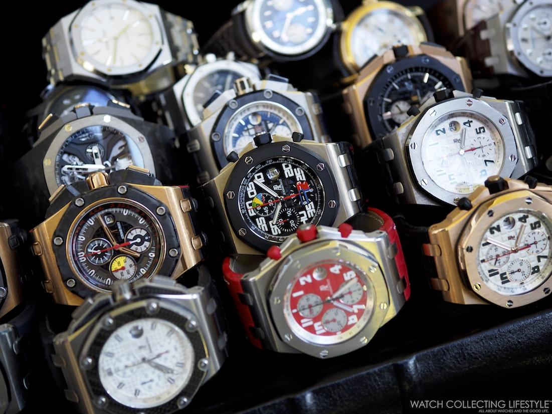 Watch Collecting Audemars Piguet