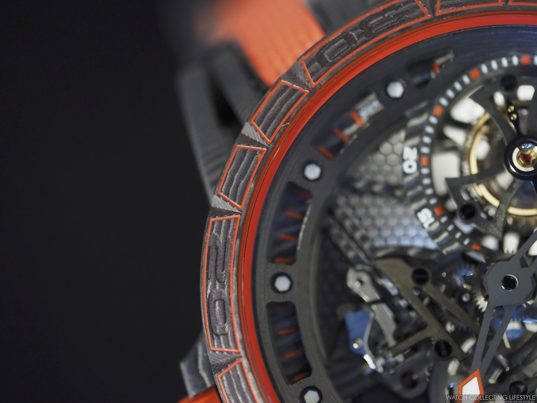 Roger Dubuis Excalibur Spider Carbon Skeleton Automatic WCL2