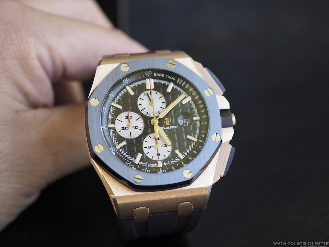 Audemars Piguet Royal Oak Offshore ref. 26401RO