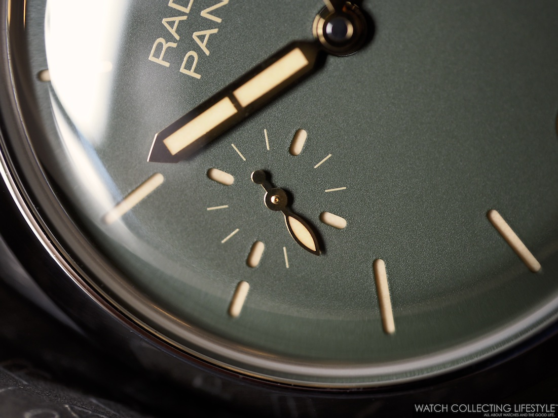Panerai Radiomir 1940 3 Days PAM 736 Seconds Hand
