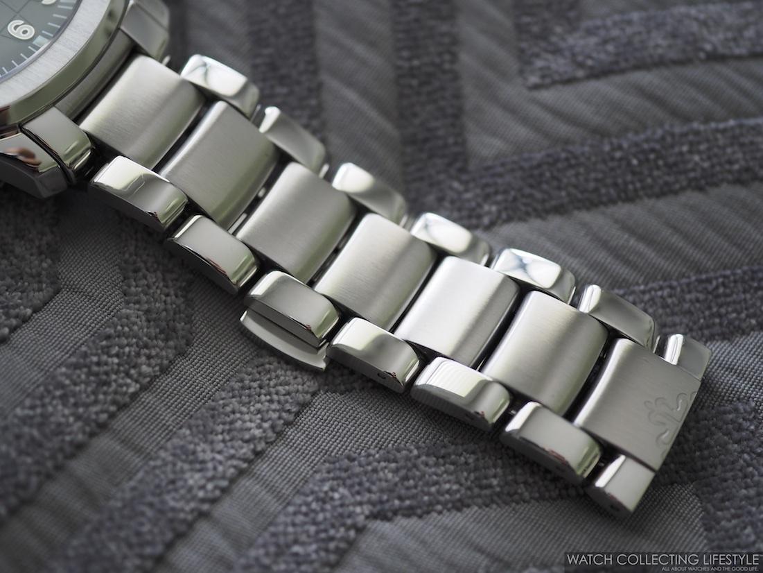 Patek Philippe Aquanaut ref. 5167/1A-001 Bracelet Pic