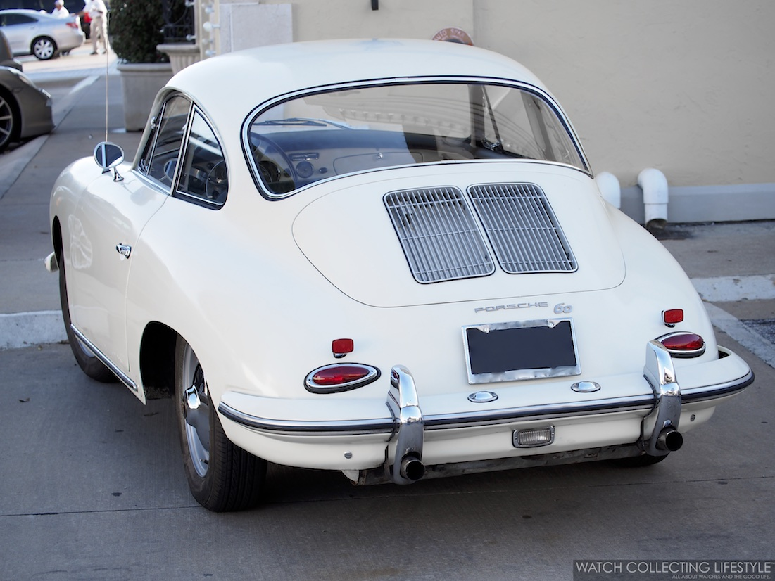Porsche 356 Notchback Karmann