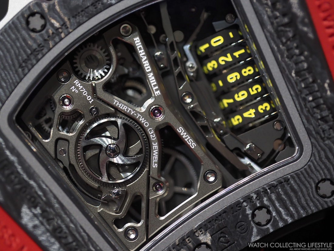 Richard Mille RM 70-01 Alain Prost Movement