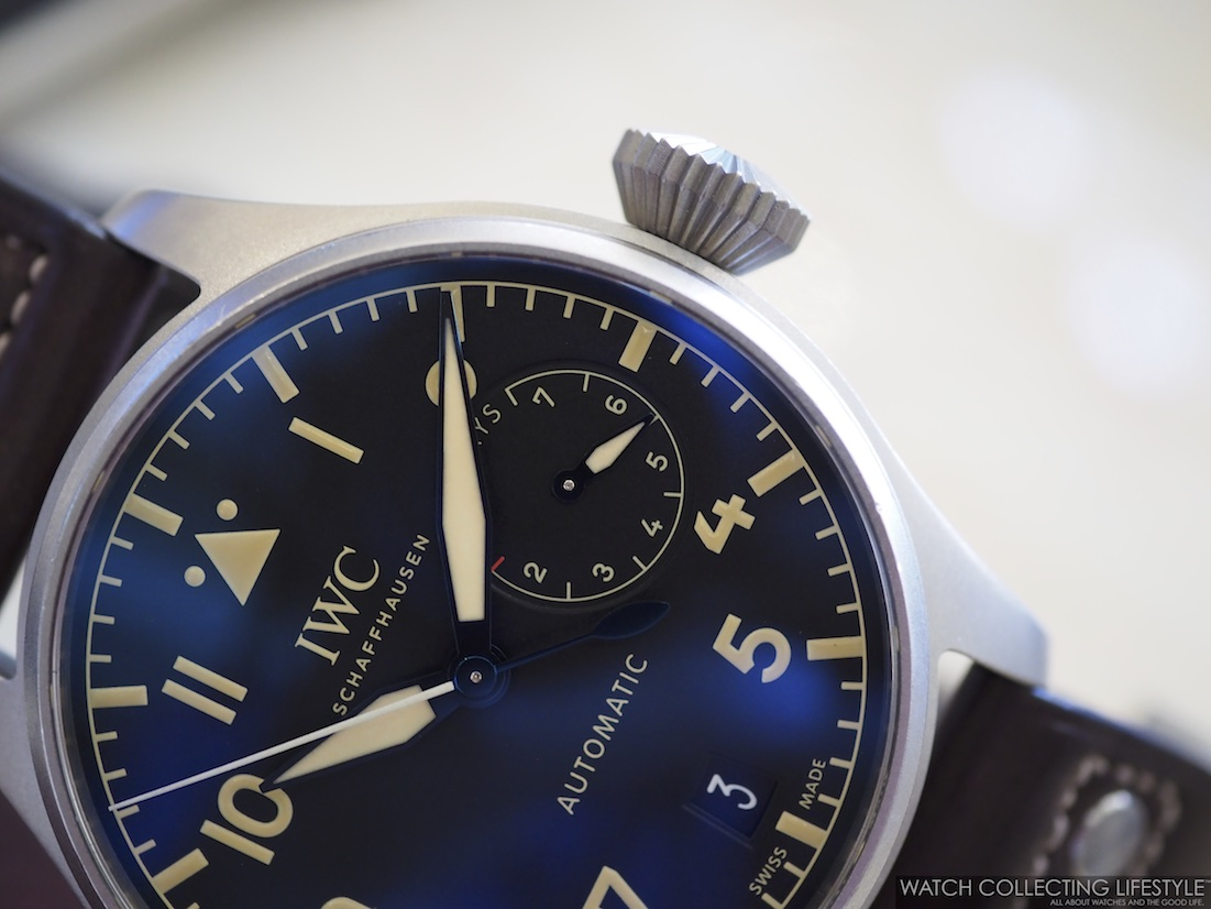 IWC Big Pilot's Watch Titanium Limited Edition