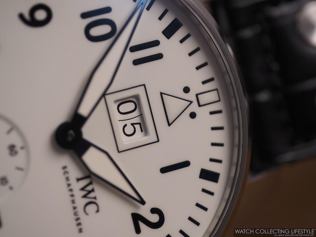 "IWC Big Pilot's Watch Big Date Edition ""150 Years"" ref. IW510504"