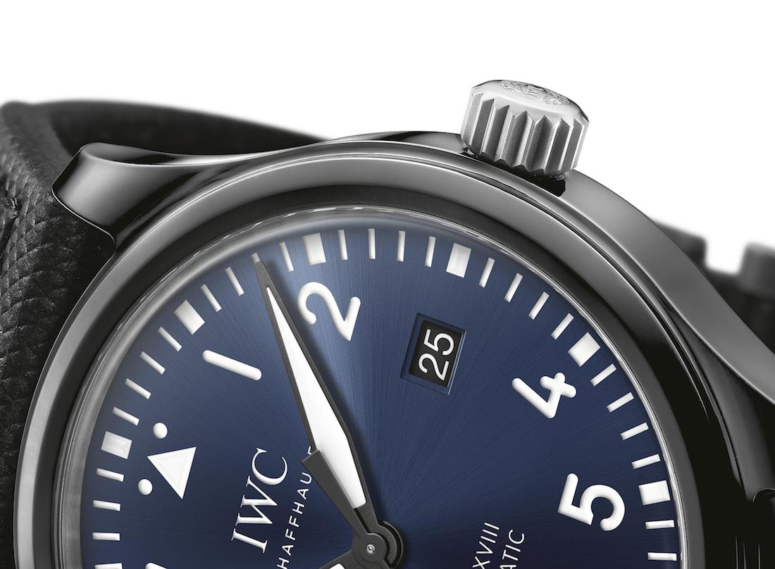 new concept c6c82 a7737 News: IWC Pilot's Watch Mark XVIII 'Laureus Sport for Good ...